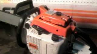 Chainsaw Guy Shop Talk Stihl Super Chainsaw