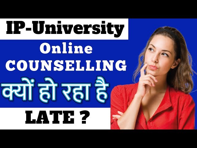 Late IP-University online counselling Process 2019|Admission Process Strategies|Complete Details