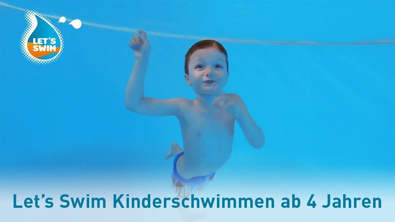 Baby- und Kinderschwimmkurse · H₂O Wasser erleben