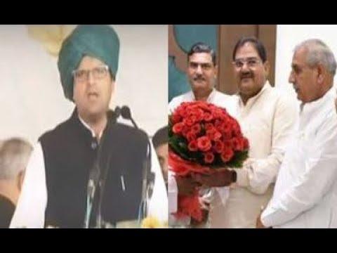 INLD ने Dushyant को दी नई पार्टी बनाने पर शुभकामनाएं, समानांतर बैठक बुलाने के मुद्दे पर सफाई भी दी