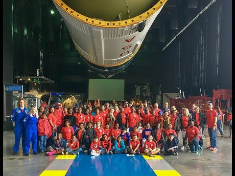 2019 Space Camp Highlights - Long Version - Carver Magnet Elementary School - Little Rock, AR