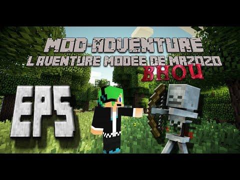 Mod adventure ep5 coucou partie et table d 39 enchantement - Table d enchantement minecraft ...