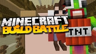 "Minecraft: Build Battle - ""DID I WIN!?"" (Hypixel Build Battle)"
