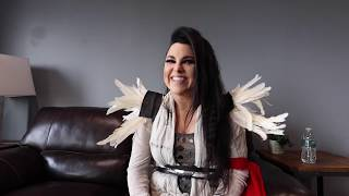 """Evanescence - Behind The Scenes of """"The Chain (from Gears 5)"""" Music Video"""