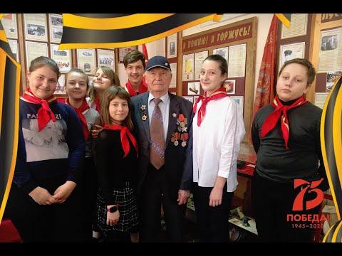 Поздравление ветеранам с Днем Победы. Дубоссары