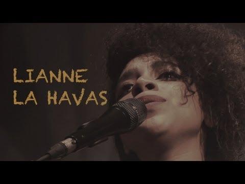 Lianne La Havas - Gone (Trans Musicales 2012)