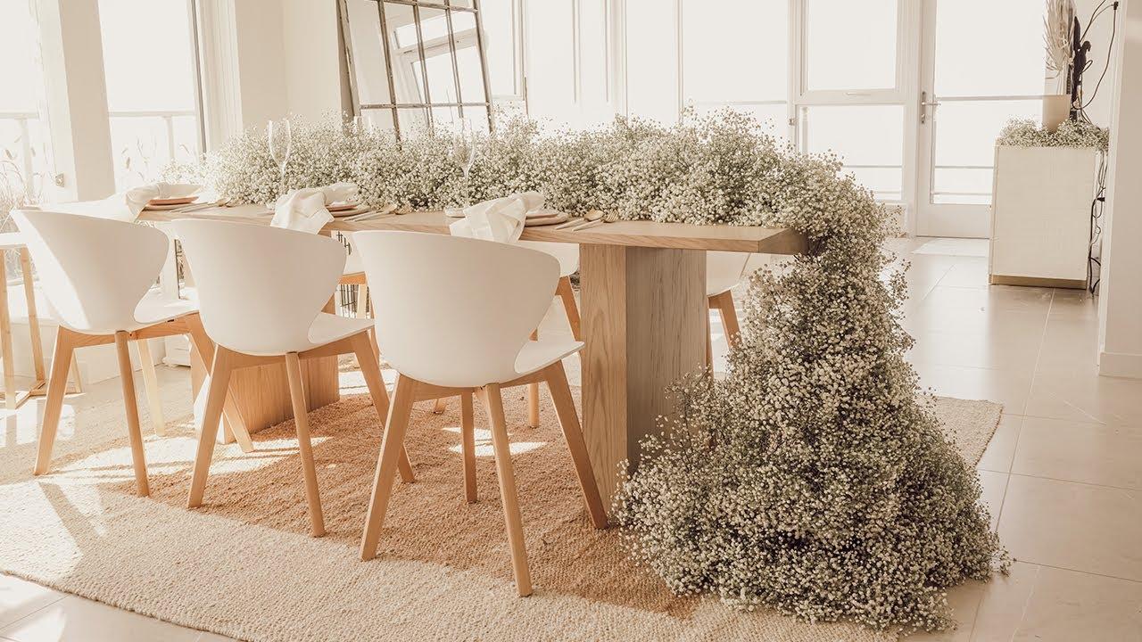 My DIY Apartment Wedding Decor & Handmade Bouquets   MY BALCONY WEDDING - PART 2