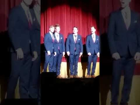 """RINGMASTERS """"Notre Dame Medley"""" Live @ Hershey Theatre"""