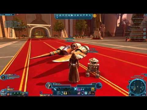 Let's play Star Wars The Old Republic #11