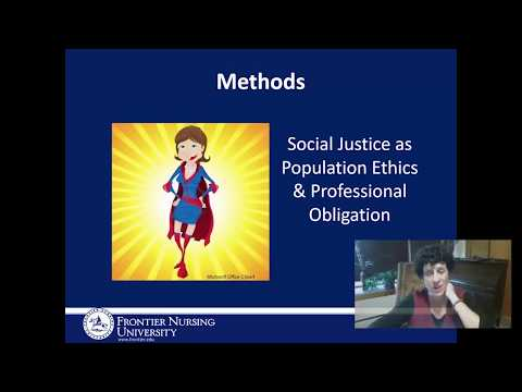Using Social Justice to Teach Policy, Advocacy and Scholarship in a DNP Program