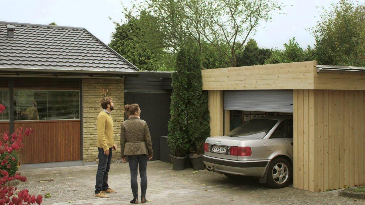 #8D773E Anbefalede Bygge Ny Carport? Slik Må Du Ikke Gjøre Det   Gør Det Selv Dobbelt Carport 5097 192010805097