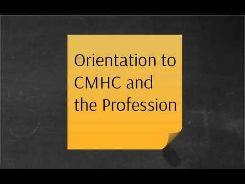 Innovation through Technology:  TCSPP CMHC-Online