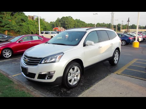 2017 chevrolet traverse 1lt full tour youtube. Black Bedroom Furniture Sets. Home Design Ideas