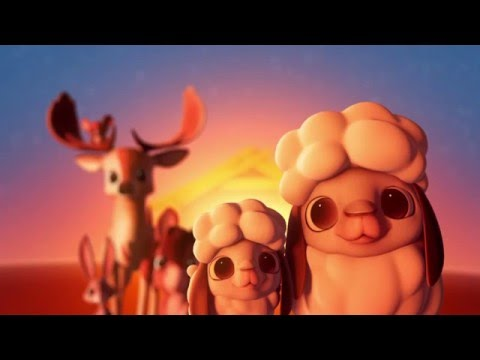 """""""Joy To The World"""" with beautiful animation"""