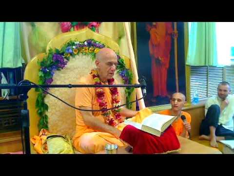 Бхагавад Гита 4.14-15 - Тривикрама Свами