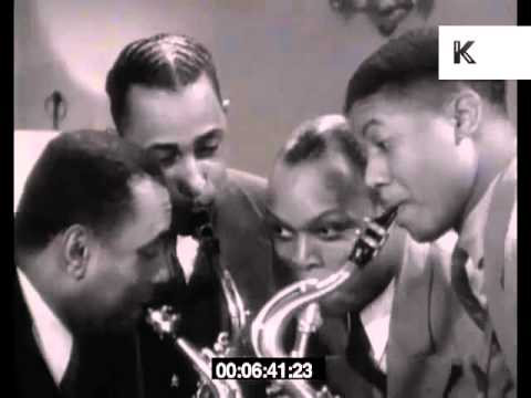 Crazy jazz musicians 1930s