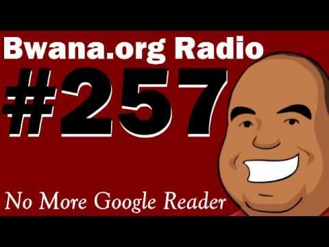 [BDOR257] No More Google Reader