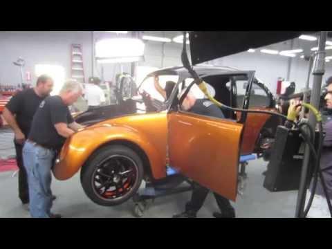 Overhaulin excellent volkswagen beetle 1965 - YouTube
