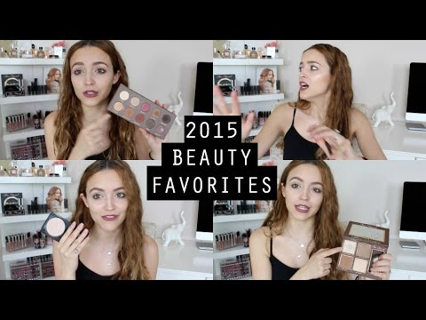 Favorite Beauty Products of 2015!