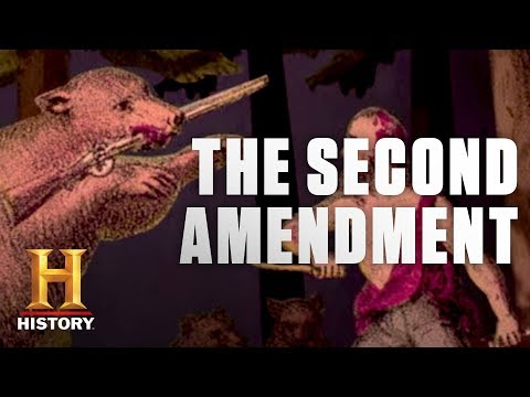 The Second Amendment: Firearms in the U.S. | History