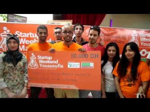 Startup Weekend Morocco @ Youssoufia 2014