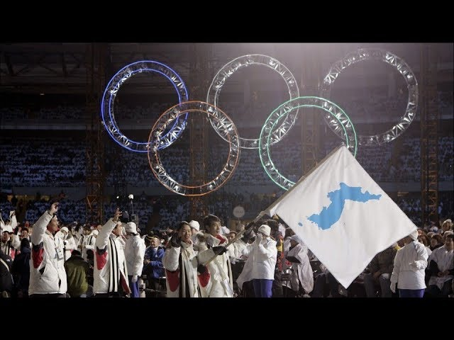 North And South Korea Agree To Form First Unified Olympic Team | Los Angeles Times