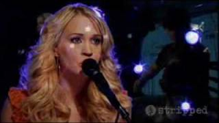 Some Hearts - Carrie Underwood : Stripped music