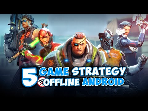 5 Game Android Strategy Offline Terpopuler - ( Under 100 MB )