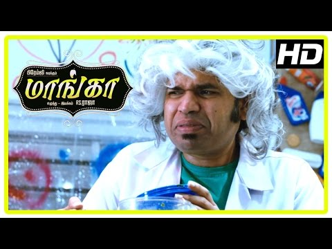 Maanga Tamil Comedy Movie | Premgi New Experiment | Advaitha & Premgi Conversation | Manobala