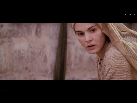 The Passion of the Christ 2004 | Mary Remembered Jesus's Childhood.
