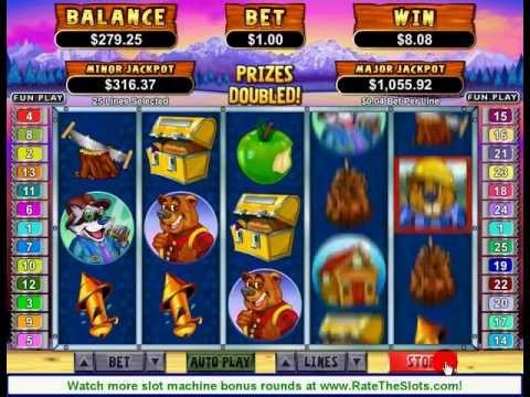 Beaver slot machine