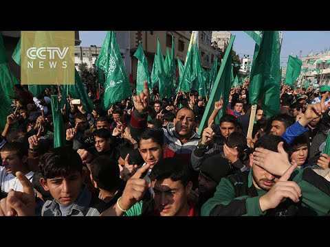 """Hamas says France's peace talks efforts are a """"waste of time"""""""