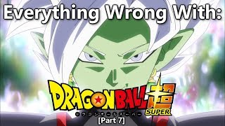 Video Everything Wrong With: Dragon Ball Super | Part 7 | Eps 61-70 download MP3, 3GP, MP4, WEBM, AVI, FLV November 2018