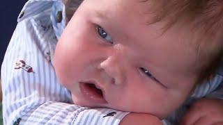 Nearly 15 pound baby boy born in Texas