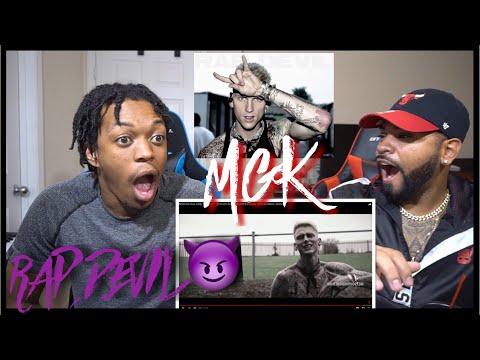 "RIP THE GOAT EMINEM?Machine Gun Kelly ""Rap Devil"" (Eminem Diss) Official Music Video) | FVO Reaction"
