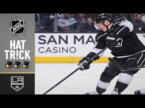 Dustin Brown erupts for four goals, OT winner