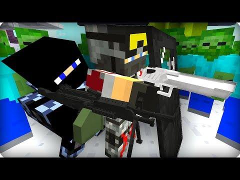 Они нас окружили [ЧАСТЬ 23] Зомби апокалипсис в майнкрафт! - (Minecraft - Сериал)