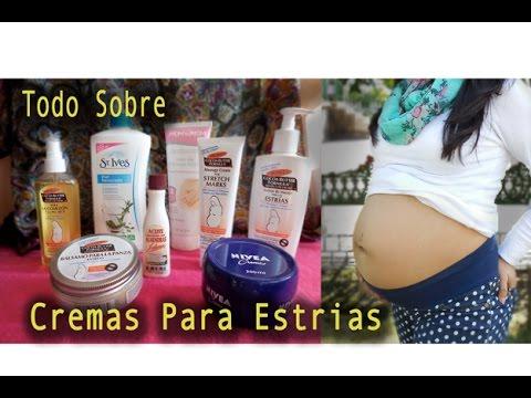 El las crema estrias durante embarazo para usar que