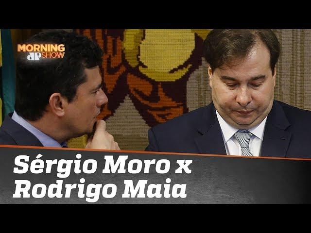 """A treta do dia: """"Quem nasceu pra ser Maia jamais será Moro"""""""