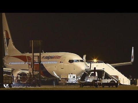 Un nouvel appareil de la Malaysian Airlines impliqué dans un incident