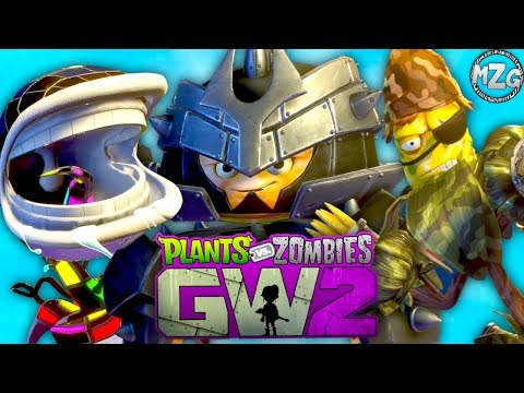 Every LEGENDARY Plant Class! Which one am I best at? - Plants vs. Zombies: Garden Warfare 2 Gameplay