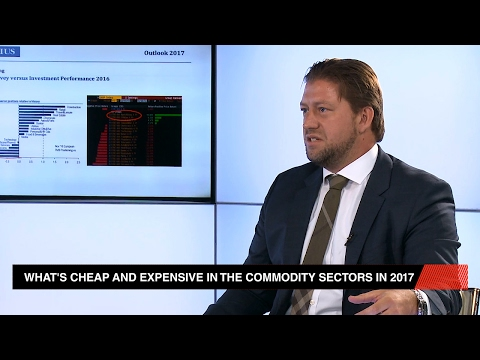 Oil, Gas And Mining In 2017