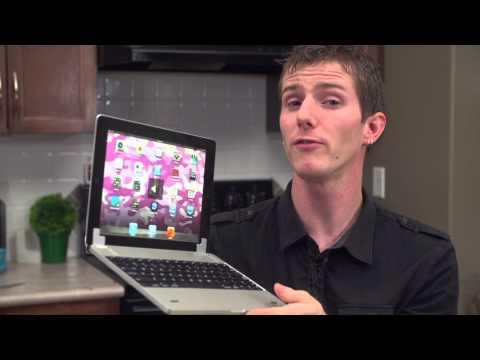 Patriot iPad Flint Bluetooth Keyboard Cover/Case