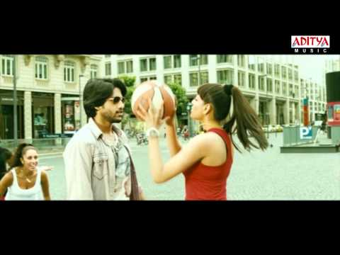 Dhada Video Songs - Godava Godava Song - Naga Chaitnya, Kajal Agarwal