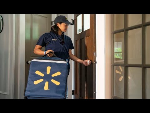 The Randy, Jamie and Jojo Show  - Walmart Will Deliver Groceries Right To Your Fridge