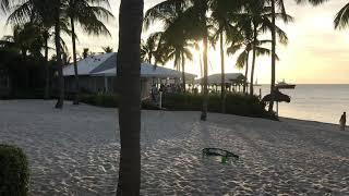 Sunset 🌅 Key Cottages, Florida. Amazing place🏝
