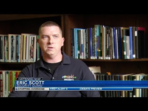 Colorado Springs library staff trained to give Narcan