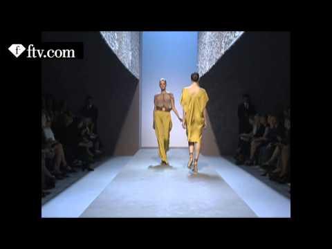 CONSTANCE JABLONSKI - MODELS - S/S 09 - MILAN