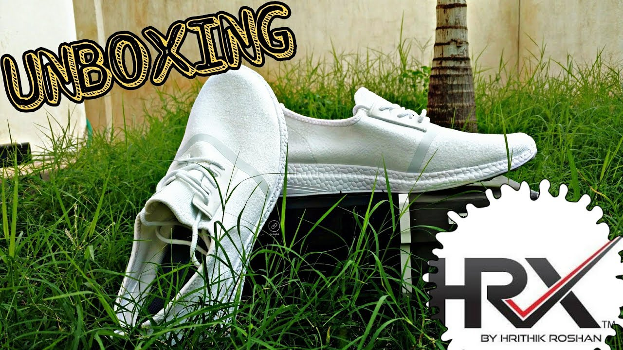 a98ad13d82b HRX - CASUAL WHITE SHOES (UNBOXNG)    HRX by Hrithik Roshan - YouTube