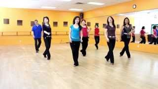 Hard To Say It - Line Dance (Dance & Teach in English & 中文)